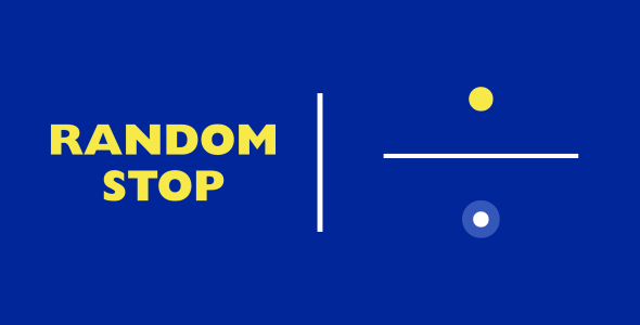 [Free Download] Random Stop | HTML5 | CONSTRUCT 3 (Nulled) [Latest Version]
