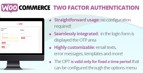 [Free Download] WooCommerce Two Factor Authentication (Nulled) [Latest Version]