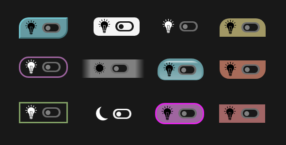 [Free Download] Dark Mode / Light Mode Style Buttons with Memory (Nulled) [Latest Version]
