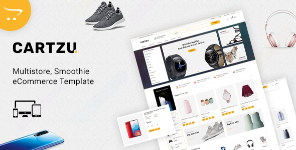 [Free Download] Cartzu – Multipurpose OpenCart Responsive (Nulled) [Latest Version]