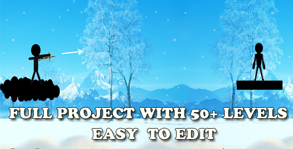 [Free Download] Stick Assassin – Unity Template Project (Nulled) [Latest Version]