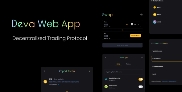 [Free Download] Deva Web Decentralized Trading Protocol (Nulled) [Latest Version]