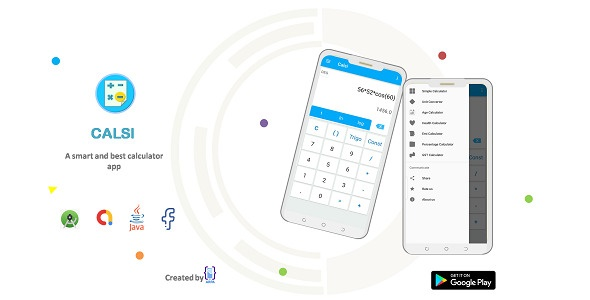 [Free Download] Calsi all in one Calculator Andrid App with admob ads (Nulled) [Latest Version]