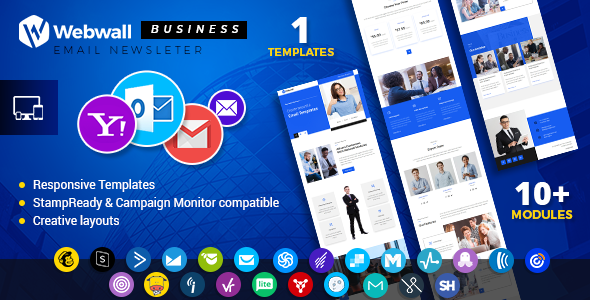 [Free Download] Webwall – Business Responsive Email Newsletter – V14 (Nulled) [Latest Version]