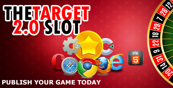 [Free Download] The target 2.0 Slot – | HTML5 Construct 2 and Construct 3 (Nulled) [Latest Version]