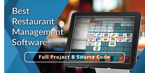 [Free Download] Advanced Restaurant Management System | Point Of Sale C# (Nulled) [Latest Version]