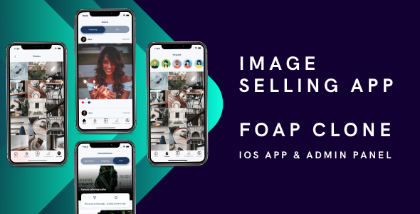 [Free Download] Image selling app with Admin panel – Foap clone – Earn by selling images (Nulled) [Latest Version]