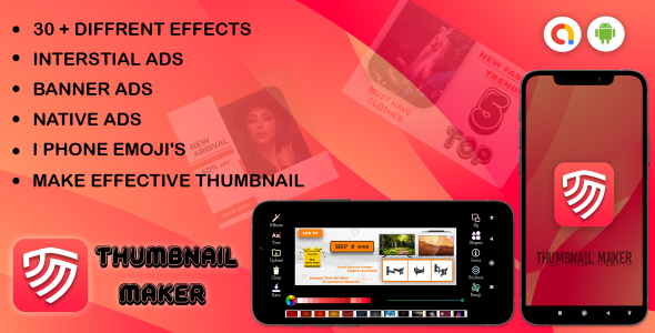 [Free Download] Android- Thumbnail & Flayer maker (Android 11 supported) (Nulled) [Latest Version]