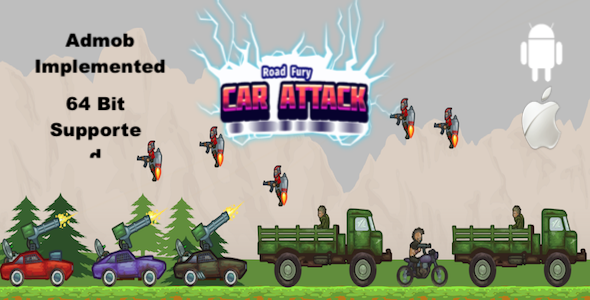 [Free Download] Road Fury Car Attack – Complete Unity Template (Nulled) [Latest Version]