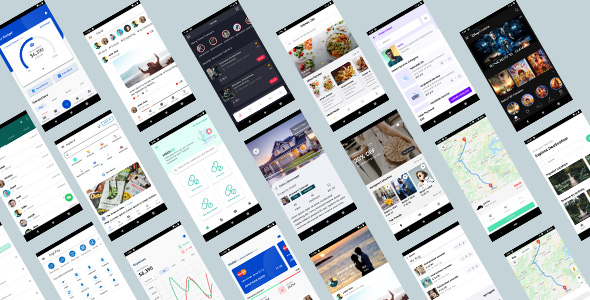 [Free Download] ionic 5 template bundle  / ionic 5 themes bundles / ionic 5 templates with 10+ apps (Nulled) [Latest Version]