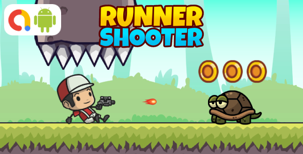 [Free Download] Runner Shooter Android Game with AdMob + Ready to Publish (Nulled) [Latest Version]