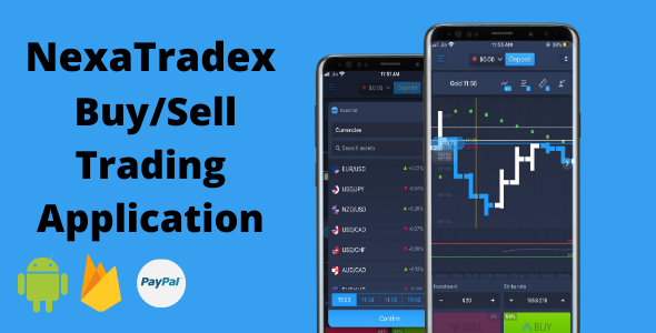 [Free Download] NexaTradex Online Live Trading, Advanced Data Earn Money (Nulled) [Latest Version]