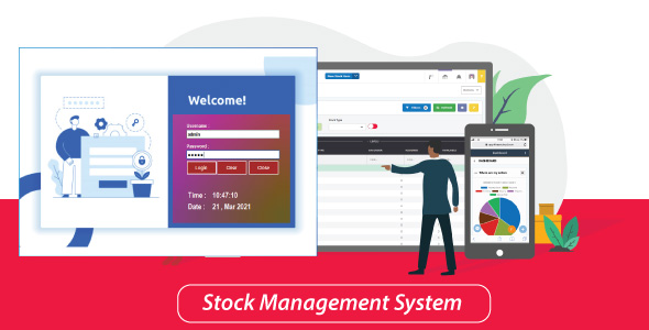 [Free Download] Stock Management System | Inventory Manage & Transaction | Point of Sale 2021 (Nulled) [Latest Version]