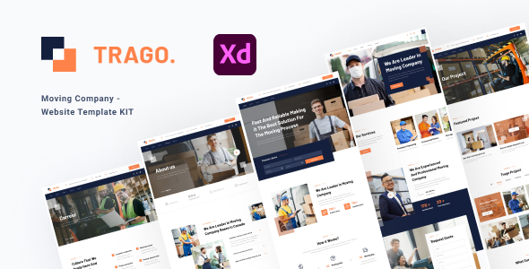 [Free Download] Trago – Moving Company Website Template (Nulled) [Latest Version]