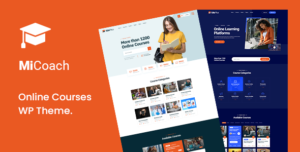 [Free Download] MiCoach – Online Courses WordPress Theme (Nulled) [Latest Version]