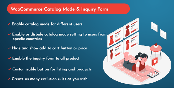 [Free Download] WooCommerce Catalog Mode (Nulled) [Latest Version]