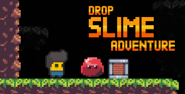 [Free Download] Drop Slime Adventure (Nulled) [Latest Version]