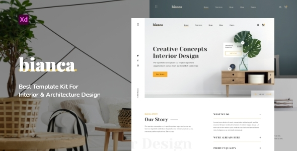 [Free Download] Bianca – Architecture & Interior Website Template (Nulled) [Latest Version]