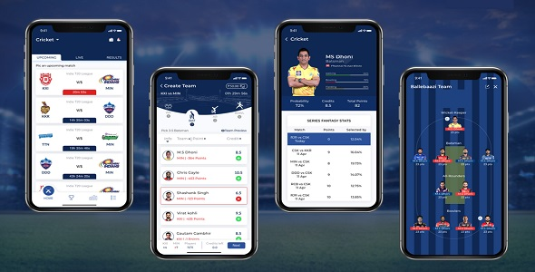 [Free Download] My Team – Create Your Dream11Clone App (Nulled) [Latest Version]