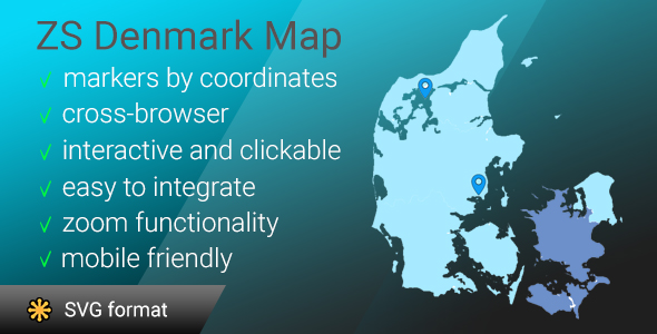 [Free Download] ZS Denmark map (Nulled) [Latest Version]