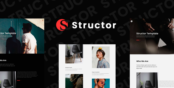 [Free Download] Structor – Creative Portfolio HTML Template (Nulled) [Latest Version]