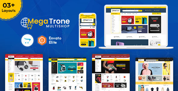 [Free Download] Mega Trone – OpenCart Multi-Purpose Responsive Theme (Nulled) [Latest Version]