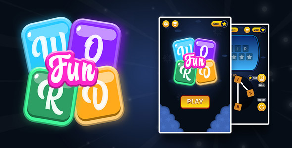 [Free Download] Word Fun Game (Nulled) [Latest Version]