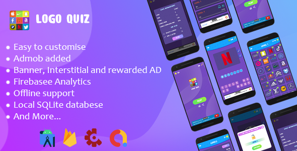 [Free Download] Logo Quiz (Nulled) [Latest Version]