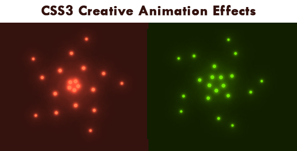 [Free Download] CSS3 Creative Animation Effects (Nulled) [Latest Version]