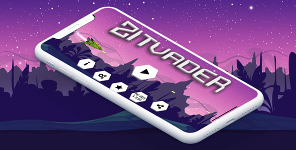 [Free Download] Zitvader Game Template (Nulled) [Latest Version]