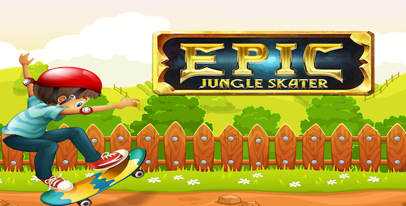 [Free Download] Epic Jungle Skater Run Adventure –  Complete Unity Template (Nulled) [Latest Version]