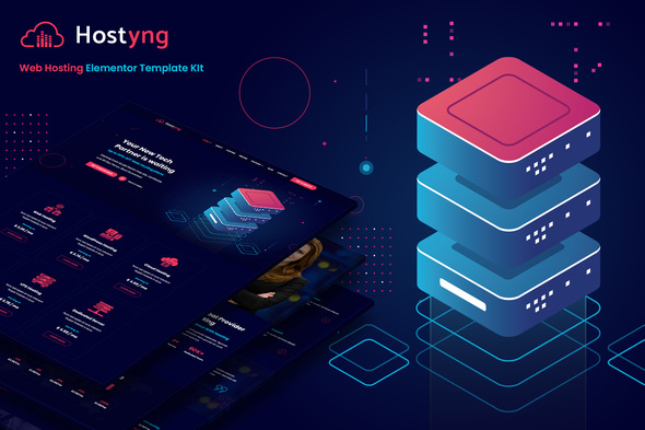 [Free Download] Hostyng – Web Hosting Elementor Template Kit (Nulled) [Latest Version]