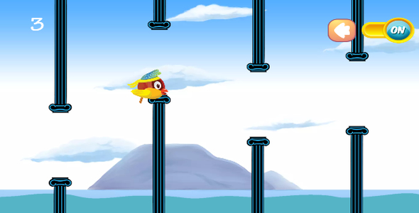 [Free Download] Crazy bird Game Template (Nulled) [Latest Version]
