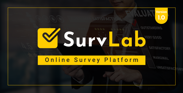[Free Download] SurvLab – Online Survey Platform (Nulled) [Latest Version]
