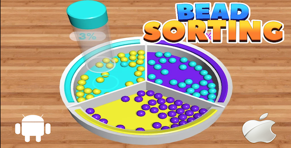 [Free Download] Bead Sorting 3d Puzzle – Complete Unity Template (Nulled) [Latest Version]