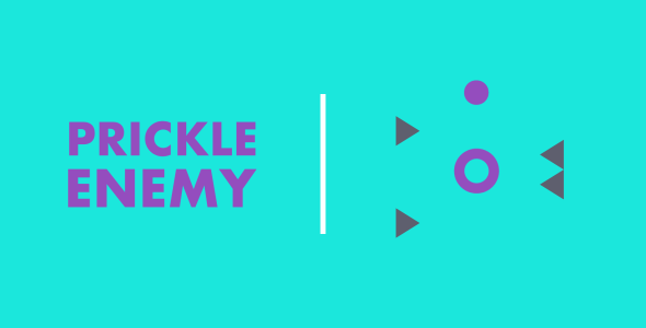 [Free Download] Prickle Enemy | HTML5 | CONSTRUCT 3 (Nulled) [Latest Version]