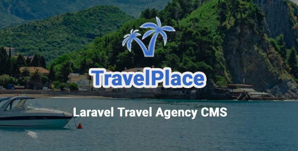 [Free Download] TravelPlace – Laravel Travel Agency CMS with Online Booking (Nulled) [Latest Version]