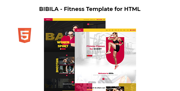 [Free Download] Bibila – Fitness Template for HTML (Nulled) [Latest Version]