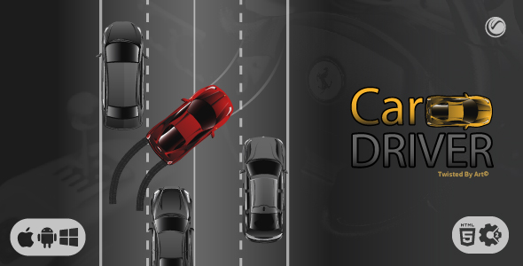 [Free Download] Car Driver | HTML5 • Construct Game (Nulled) [Latest Version]