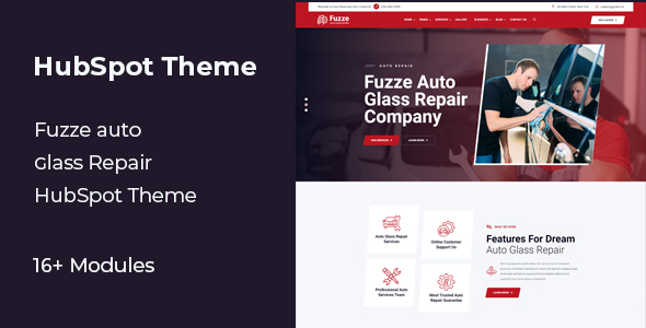 [Free Download] Fuzze – Car Wash HubSpot Theme (Nulled) [Latest Version]