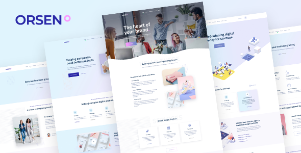 [Free Download] Orsen – Creative Agency PSD Template (Nulled) [Latest Version]