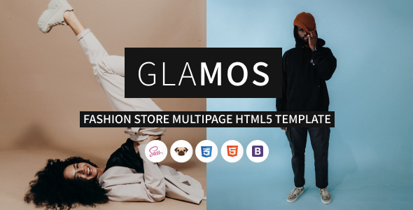 [Free Download] Glamos – Fashion Store HTML5 Template (Nulled) [Latest Version]