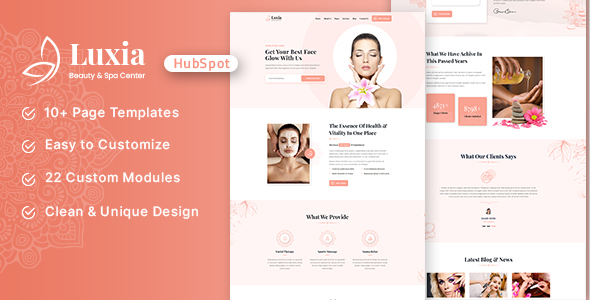 [Free Download] Luxia – Beauty & Spa Center HubSpot Theme (Nulled) [Latest Version]