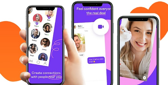 [Free Download] Qyou Dating Chat With Audio Video (Nulled) [Latest Version]