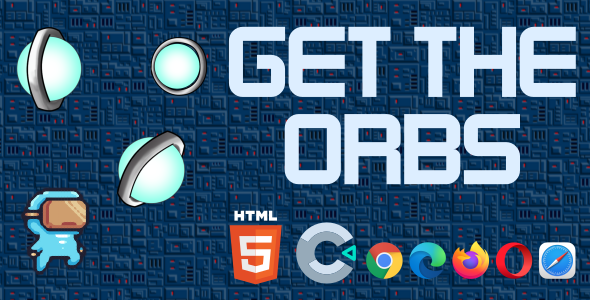 [Free Download] Get the Orbs – HTML5 Game (Construct 3) (Nulled) [Latest Version]