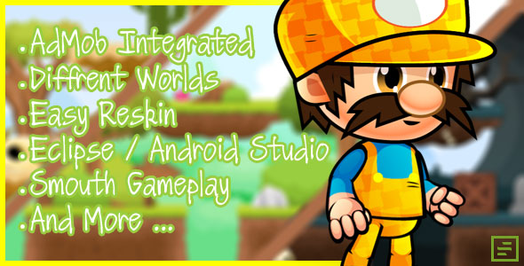 [Free Download] Crazy Adventures | Android Studio | Eclipse | Google AdMob | IAP | Games (Nulled) [Latest Version]