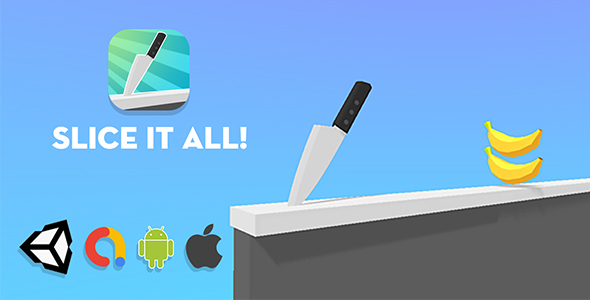 [Free Download] Slice It All – Unity Source Code (Nulled) [Latest Version]