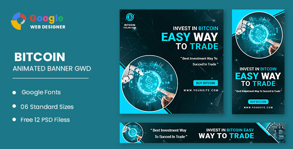 [Free Download] Crypto Currency Animated Banner Google Web Designer (Nulled) [Latest Version]