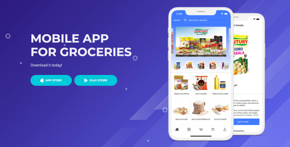 [Free Download] ezmart- React Native Grocery Shopping App (Nulled) [Latest Version]