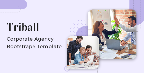 [Free Download] Triball – Corporate Agency Bootstrap 5 Template (Nulled) [Latest Version]